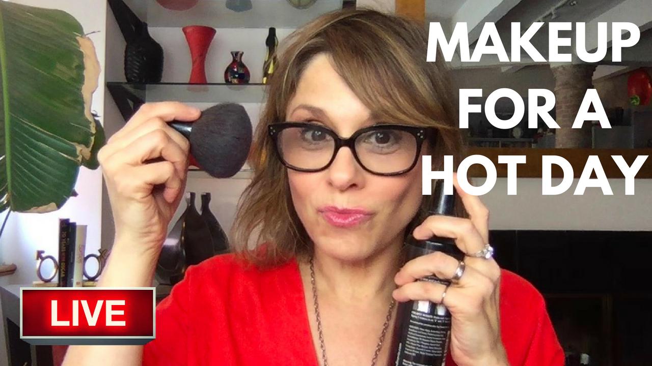 living statue makeup tutorial