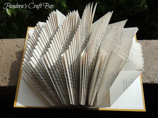 folded paper art tutorial