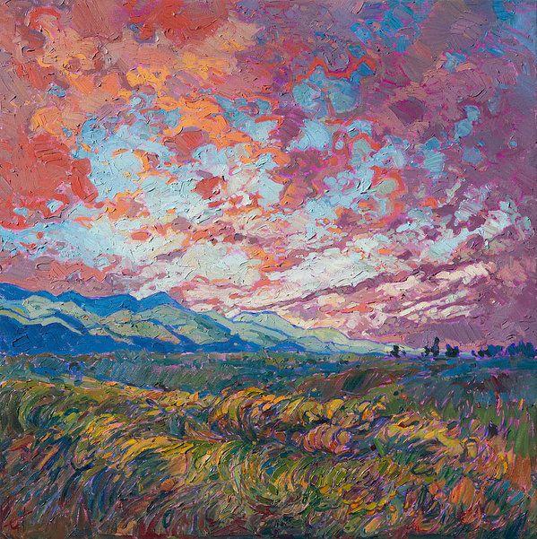 impressionist oil painting tutorial