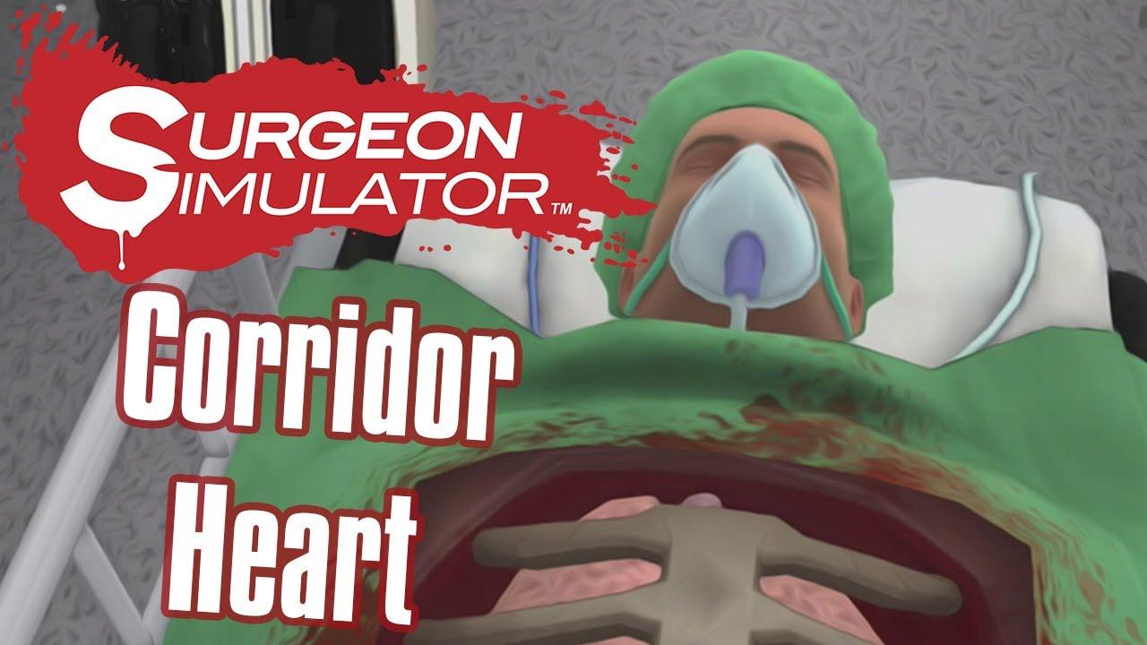 surgeon simulator heart transplant tutorial