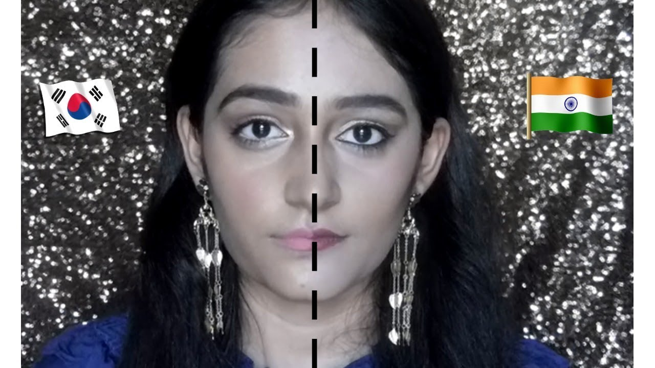 natural makeup tutorial for indian skin