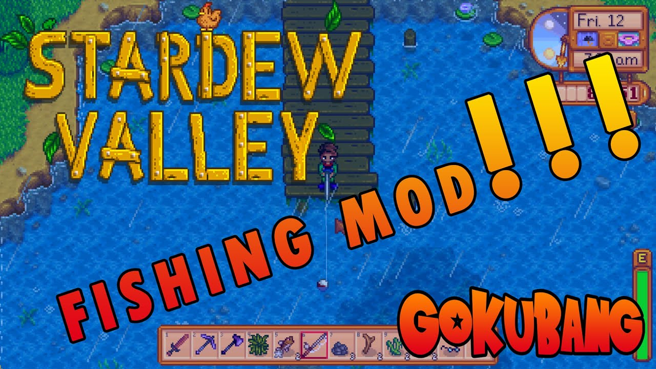 stardew valley mod tutorial