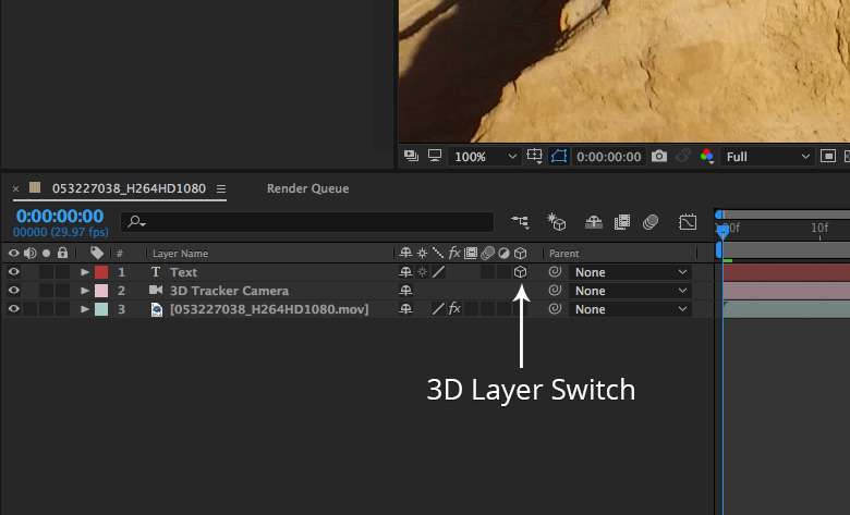 after effects 3d camera tracker tutorial