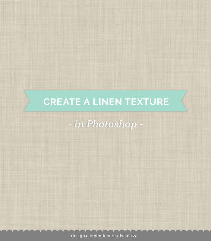 fabric texture photoshop tutorial
