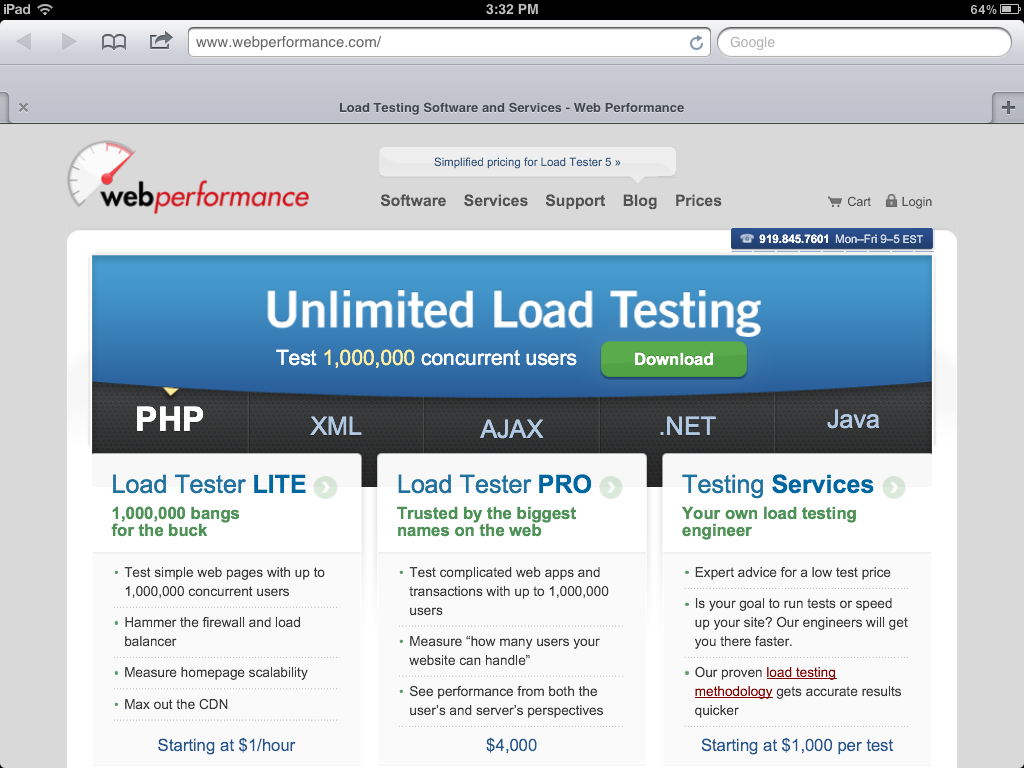 selenium load testing tutorial