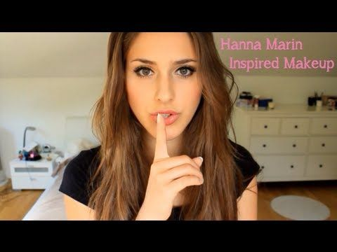 hanna pll hair tutorial
