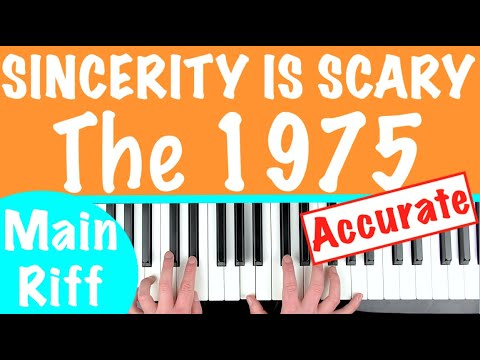 scary piano music tutorial