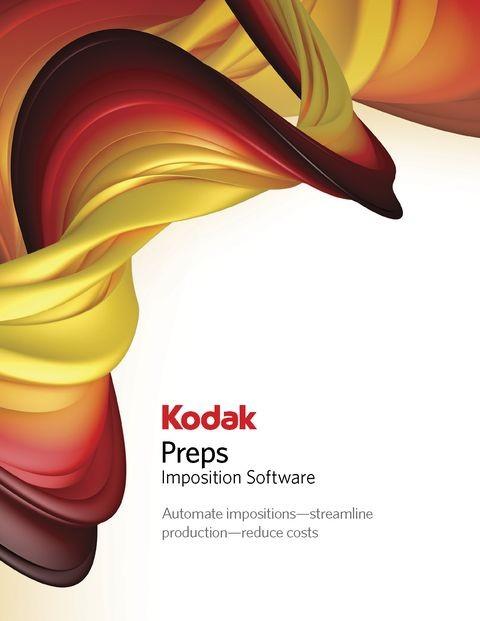 kodak preps 8 tutorial