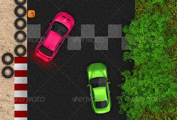 2d racing game tutorial