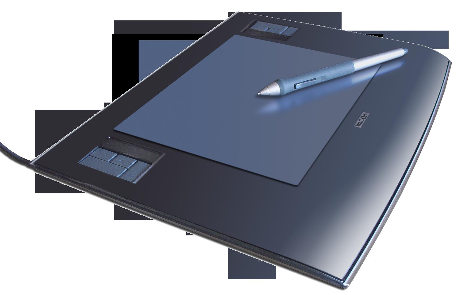 wacom drawing tablet tutorial