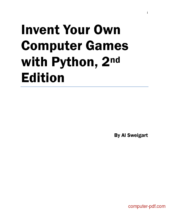 python tutorial pdf free download
