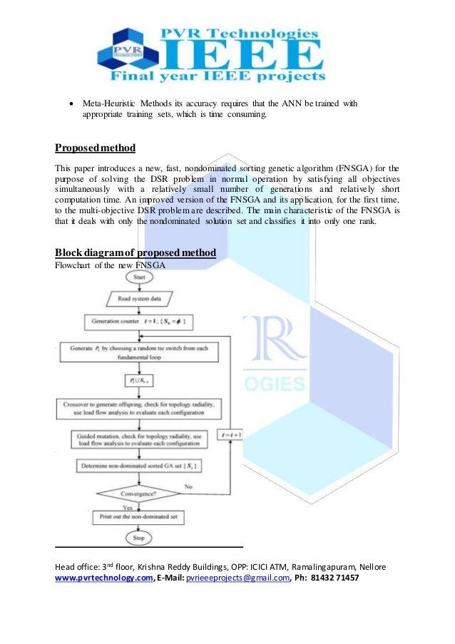 multi objective genetic algorithm tutorial