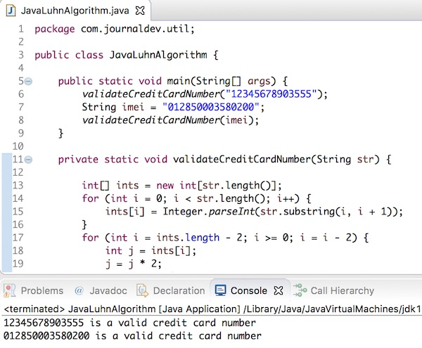 java secure programming tutorial