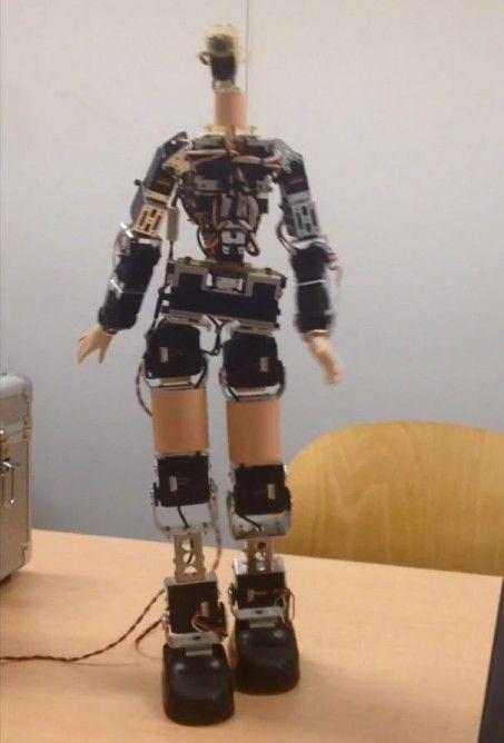 arduino humanoid robot tutorial