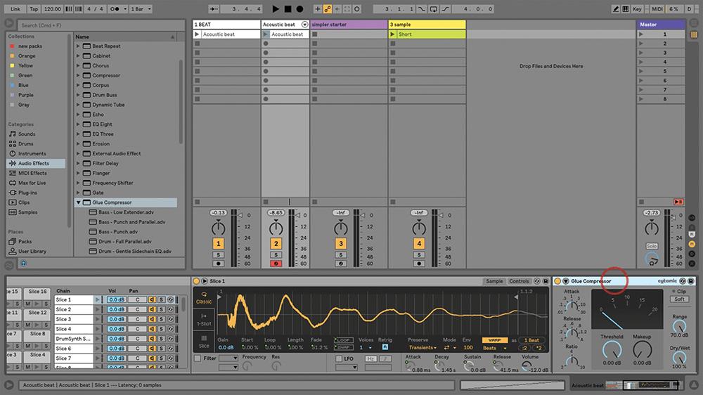 ableton live sampler tutorial