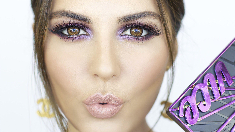 urban decay eye makeup tutorial