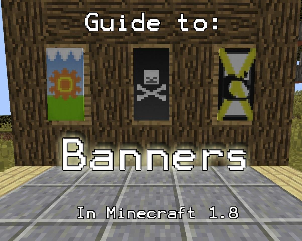minecraft banner designs tutorial