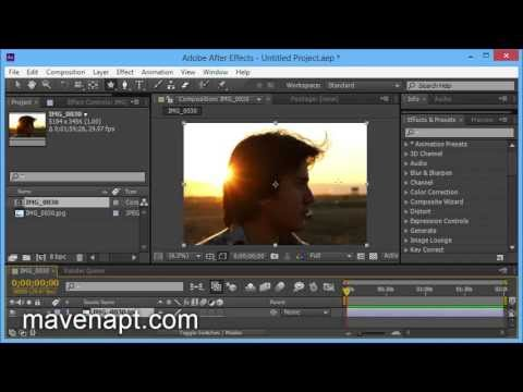 after effects puppet tool tutorial