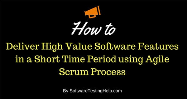 agile and scrum tutorial