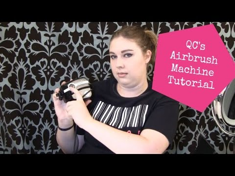 airbrush makeup video tutorial
