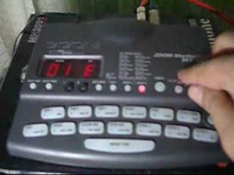 alesis sr 16 drum machine tutorial
