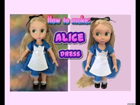 alice in wonderland hair tutorial