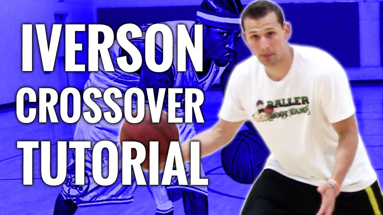 allen iverson crossover tutorial