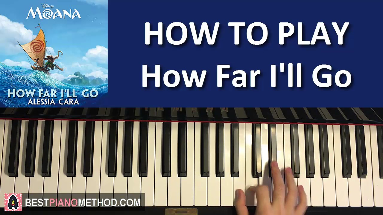 and so it goes piano tutorial