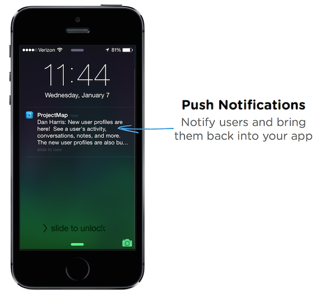 android gcm push notification tutorial