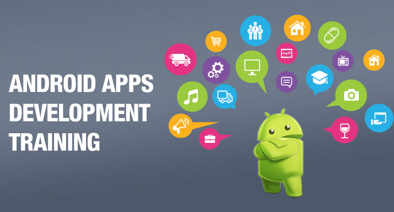 android mobile application development tutorial pdf