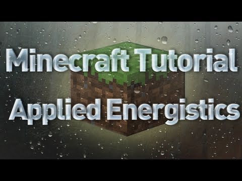 applied energistics 2 tutorial