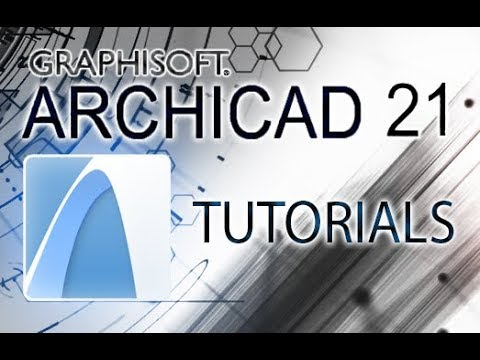 archicad tutorial for beginners