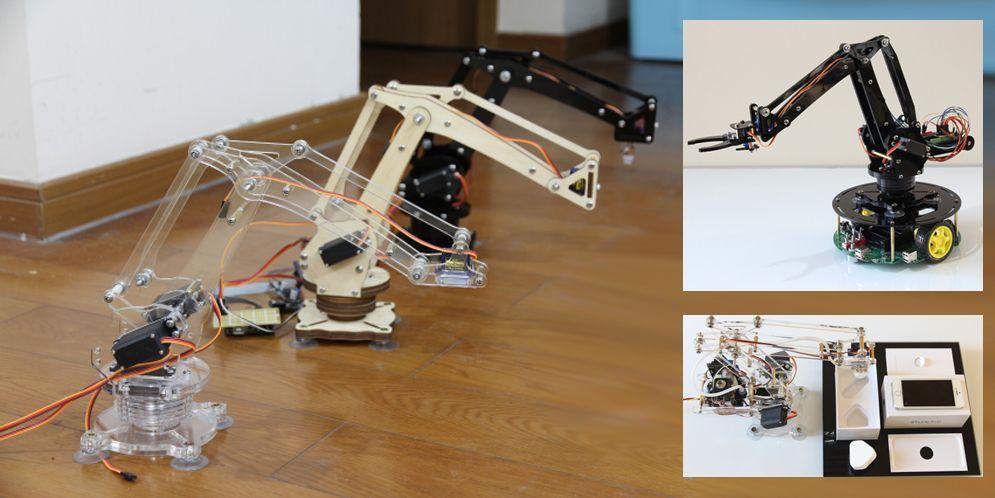 arduino uno robot tutorial