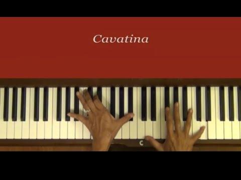 as the deer piano tutorial