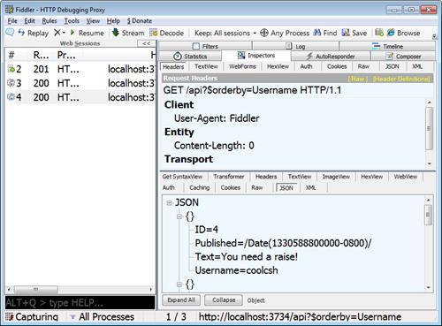 asp net mvc web api tutorial