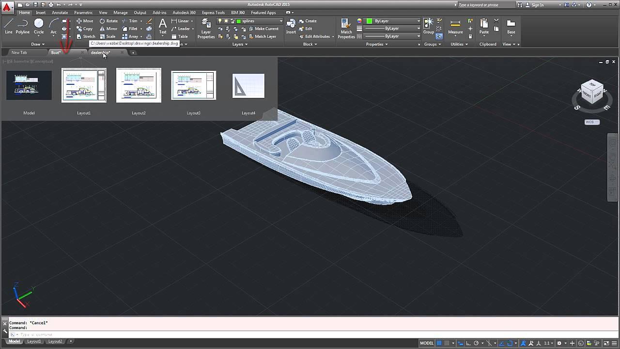 autocad architecture 2015 tutorial