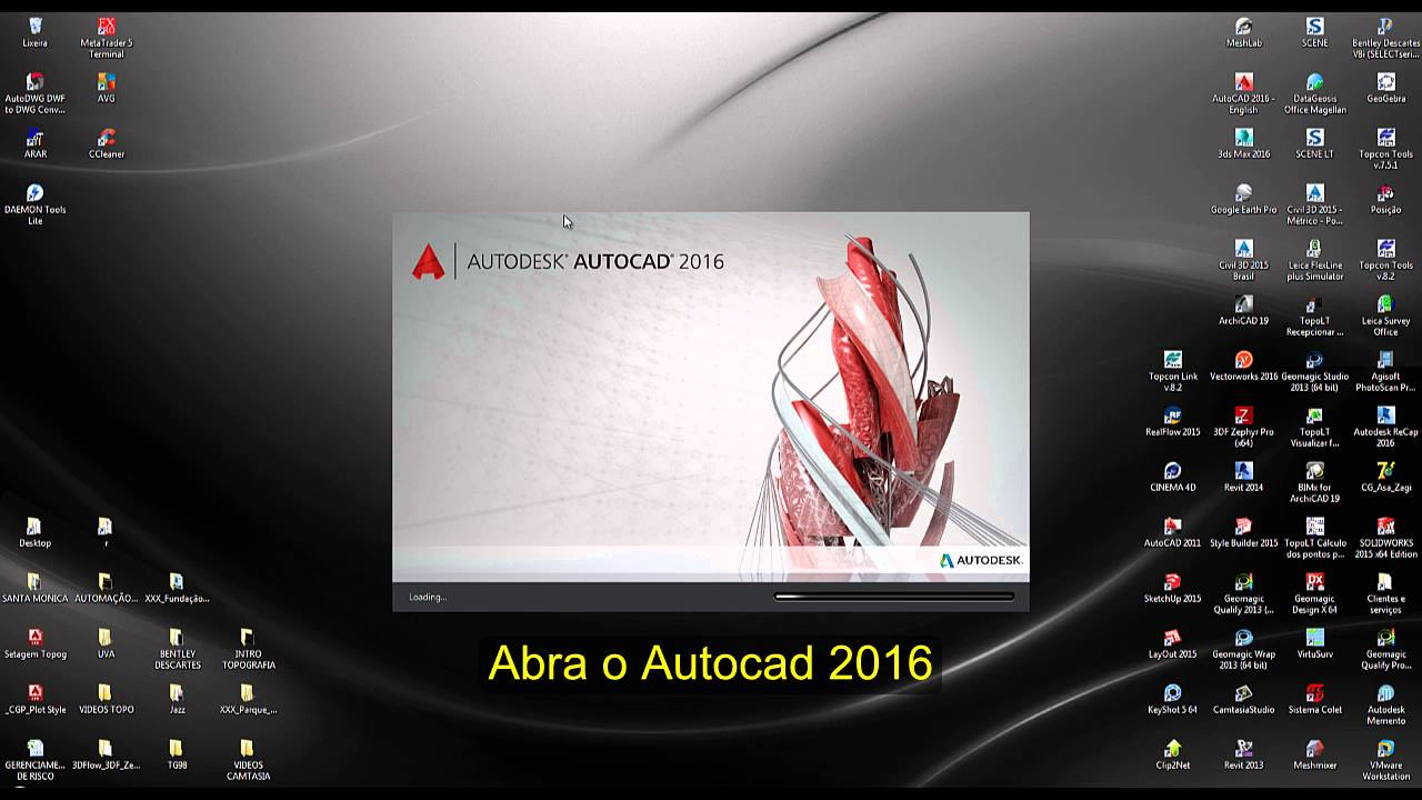 autocad tutorial video download