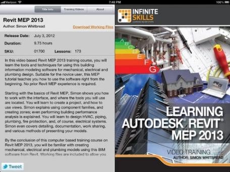autodesk revit mep tutorial pdf