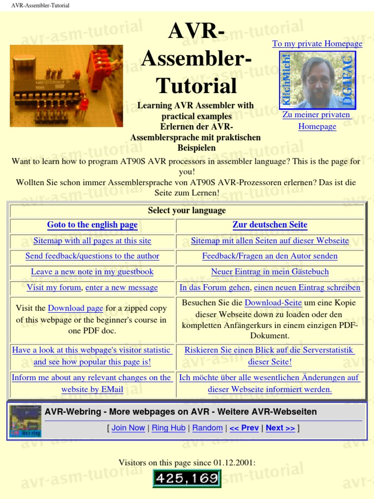 avr studio 4 tutorial pdf