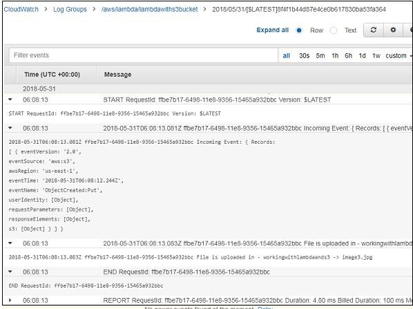 aws lambda php tutorial