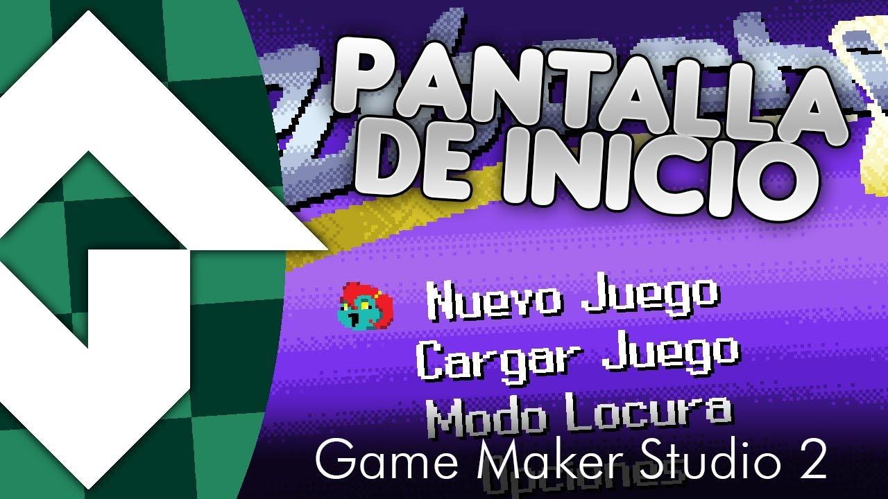 game maker studio 2 tutorial