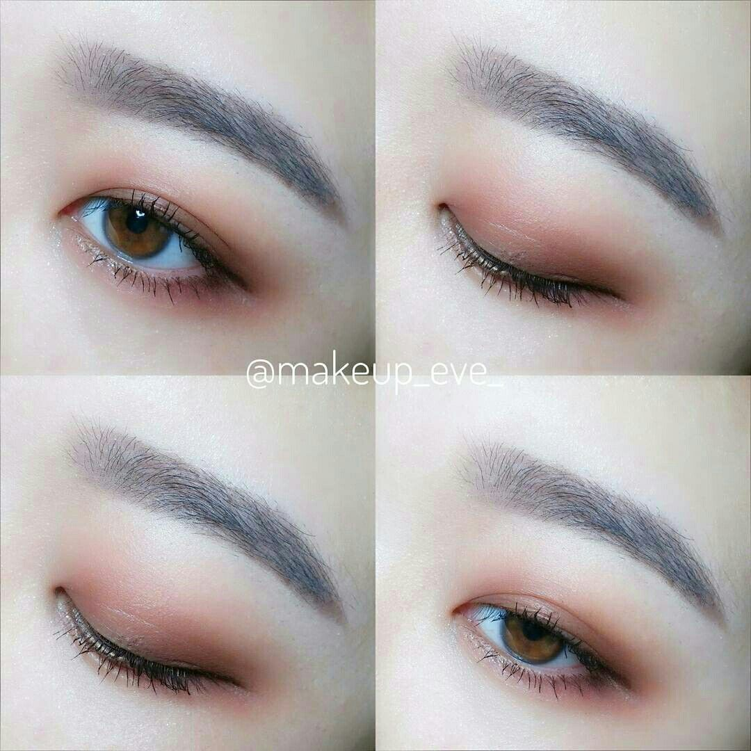 tutorial make up korea
