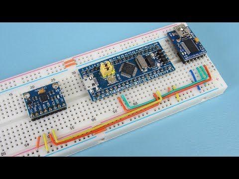 stm32 microcontroller programming tutorial