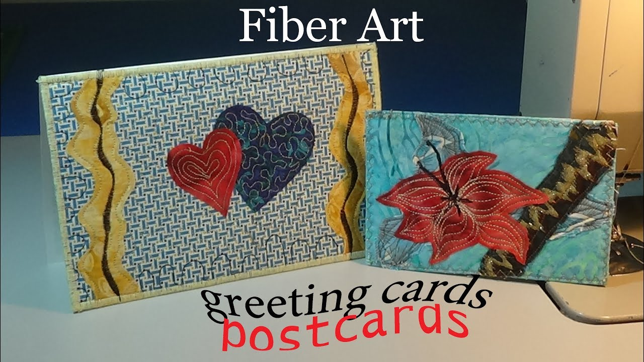 greetings from postcard tutorial
