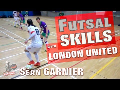futsal freestyle skills tutorial
