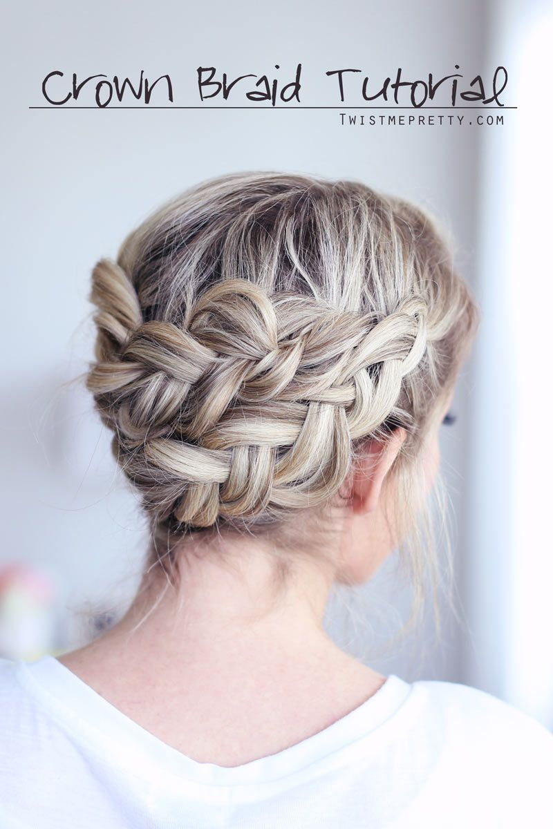 easy hair braid tutorial