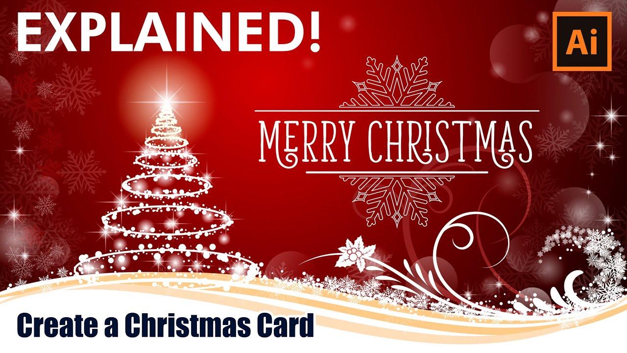 greeting card tutorial photoshop