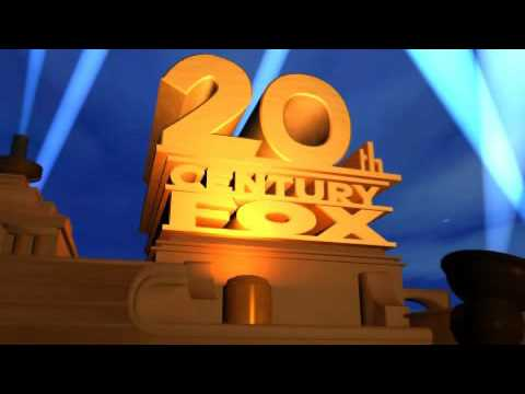 20th century fox logo blender tutorial