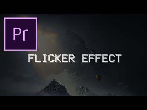 adobe premiere animation tutorial