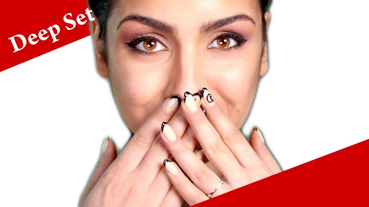 eyeshadow tutorial for deep set eyes